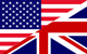 Small flag - English
